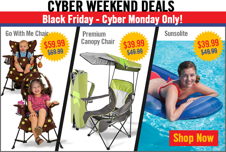 Cyber Weekend Deals - Black Friday - Cyber Monday only!