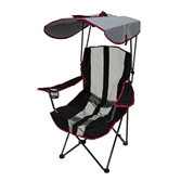 Original Canopy Chair - Red and Gray  sc 1 st  Kelsyus.com! : kelsyus premium canopy chair - memphite.com