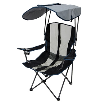 sc 1 st  Kelsyus.com! & Original Canopy Chair - Navy and Gray