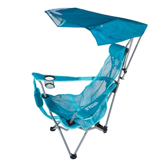 Backpack Beach Canopy Chair - Teal